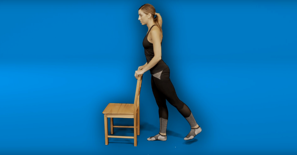 Hip replacement recovery exercises - flexion/extension/abduction