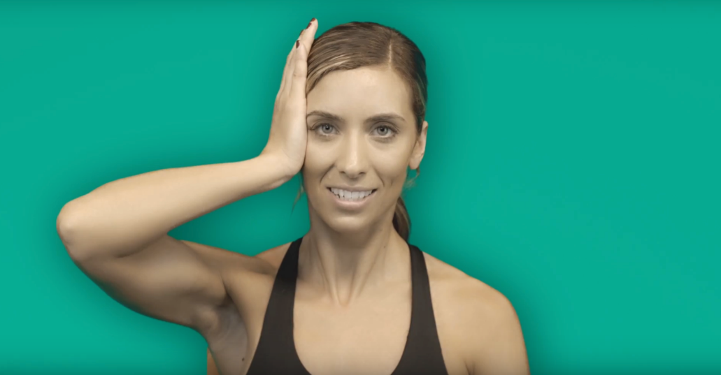 Neck pain exercises 2 - isometric strengthening