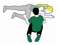 Recovery position adults