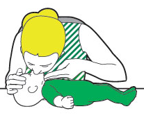 Rescue breath baby
