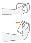 Wrist lift